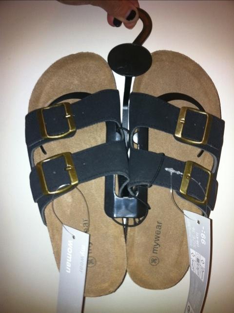 ica maxi sandaler