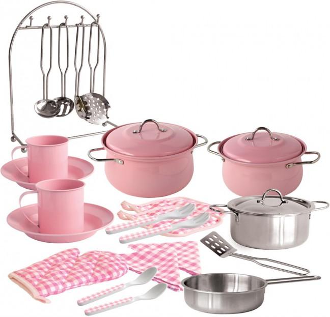 matlagningsset-i-metall-rosa-23-delar