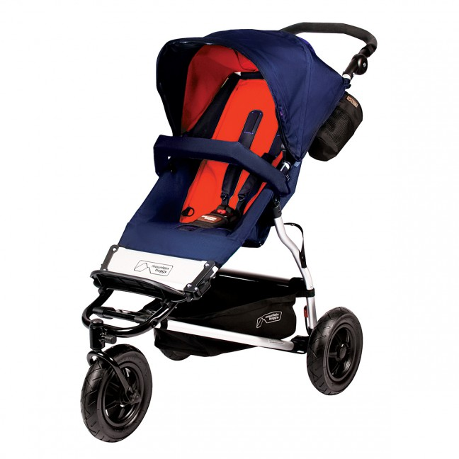 Swift-stroller-Runway-Collection-Rich-Orange-by-Mountain-Buggy